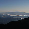 74 五十里湖の雲海