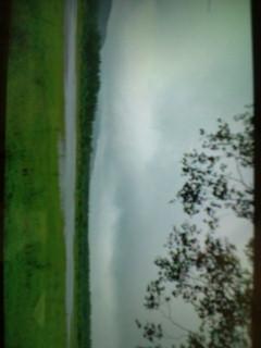小田代湖?出来た。