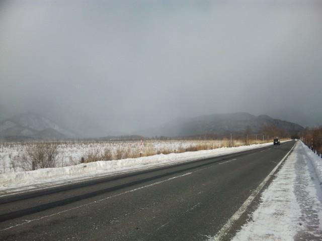 雪雲だっ♪